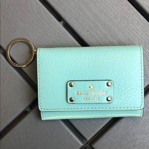 Kate Spade Mini Keychain Wallet